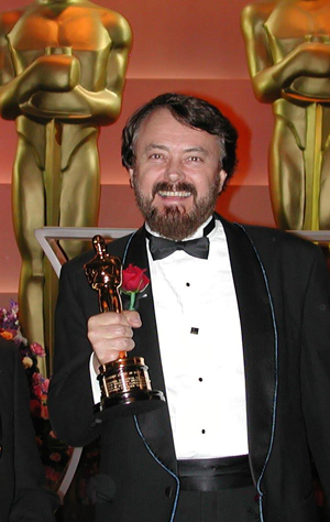 Loren Carpenter, Oscar winner and co-founder of Pixar is returning to CayFilm 2016!